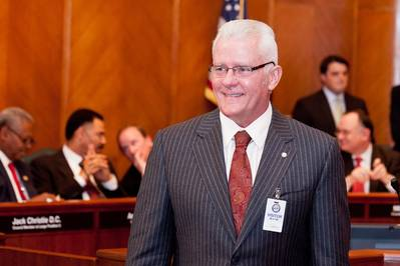 Dean Corgey: Photo credit Port of Houston