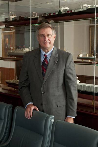 ABS President and CEO Christopher J. Wiernicki.