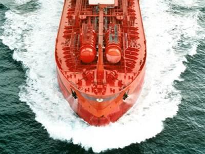 A Bahri Chemical Tanker: Photo courtesy of Bahri