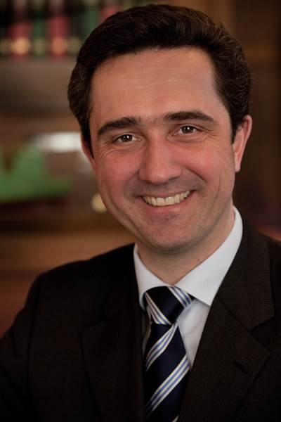 Erik Sarmento Staubo, SIS head of oil & gas