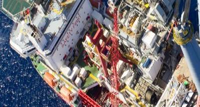Offshore Work: Image courtesy of Subsea 7