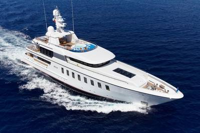 'Feadship Helix': Photo credit Feadship
