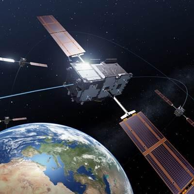 Galileo in Transit: Photo credit ESA