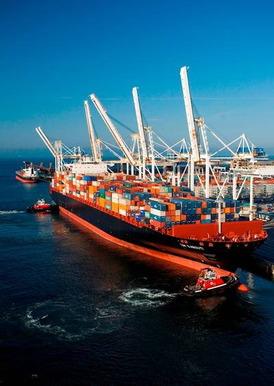 Port Operations: Photo credit Port Metro