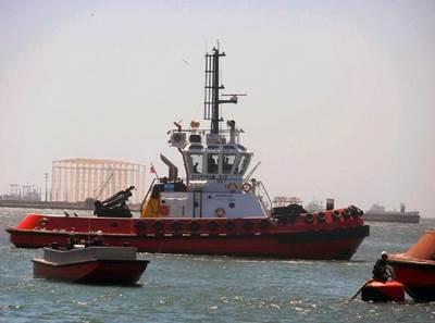 Ulupinar-class Tugboat: Photo credit Sanmar