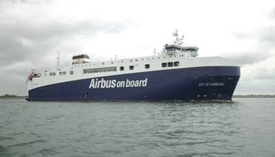 Sister ship to 'Ciudad de Cadiz': Photo credit Louis Dreyfus
