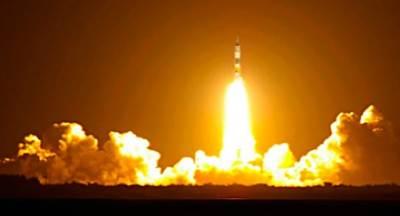 Satellite Launch: Photo credit Globalstar