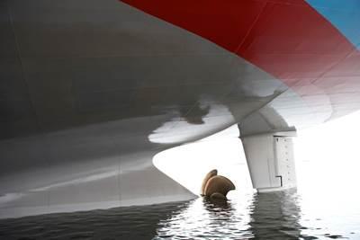 Afterpart 'Emma Maersk': Photo credit Maersk Line