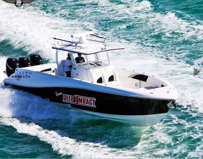 Deep Impact Sportsboat: Photo courtesy Deep Impact