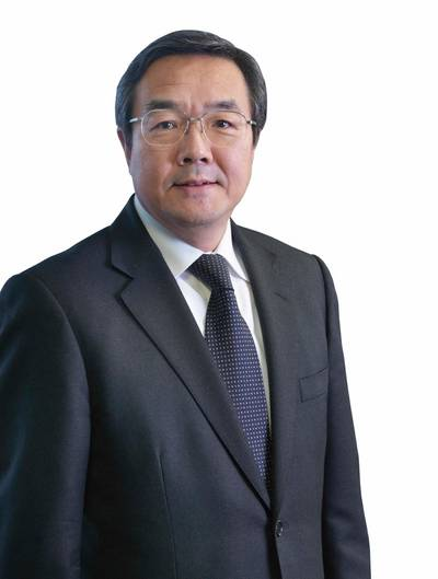 IMO Sec-Gen Koji Sekimizu: Photo credit IMO