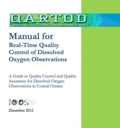 First IOOS Manual: Image credit NOAA