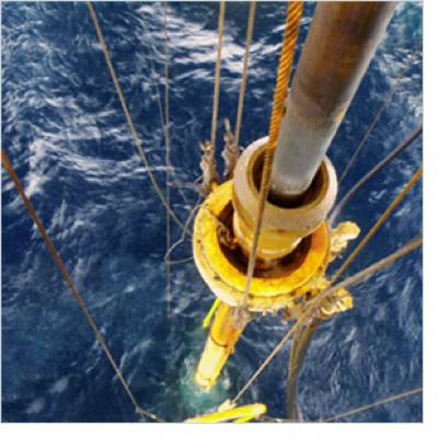 Deepwater Drilling: Photo credit Aker Solutions