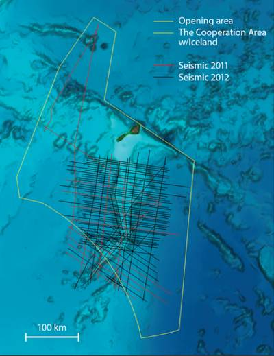 Comparison of 2011/2012 Seismic Data