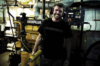 Photo: Caterpillar Marine Power Systems