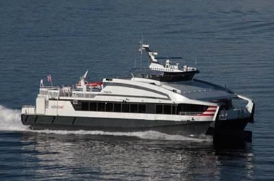 Catamaran Froya: Photo credit MJP