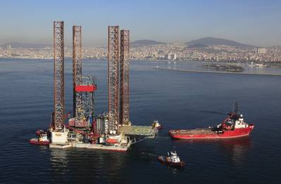 Photo: GSP Offshore