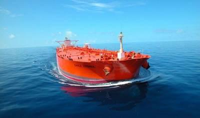 AET Tankship: Photo credit AET Tanker Holdings
