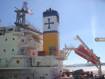 Bulk Carrier 'Amphitrite': Photo credit Diana Shipping
