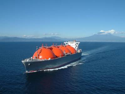 LNG Carrier: Photo credit CCL2