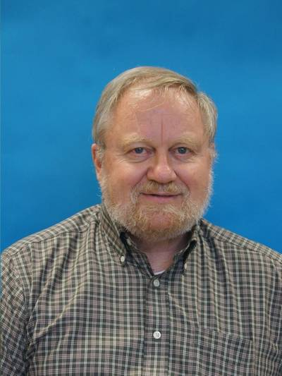 Malcolm Spaulding, ASA Science co-founder and Professor  Emeritus, who co-led the URI team working on the SAMP