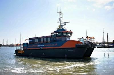 Photo: Offshore Turbine Services