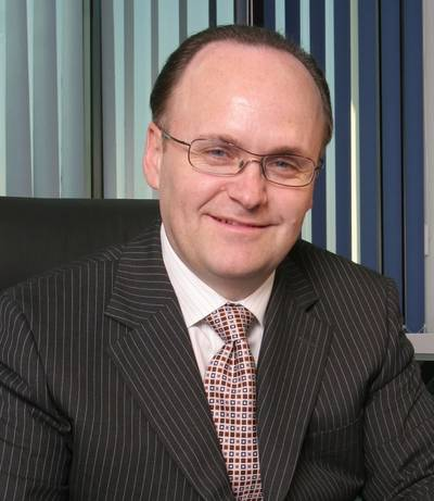 Nigel Cleave, CEO of Videotel