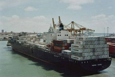 Photo: Diana Containerships Inc.