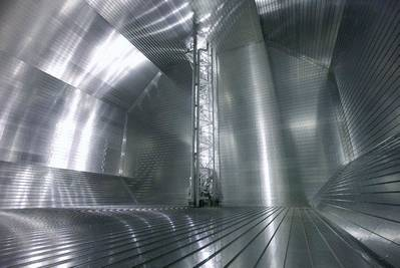 LNG Ship Tank Interior: Photo Amarcon