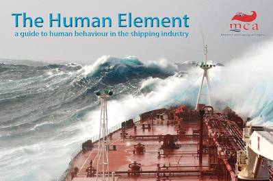 The Human Element: Photo courtesy of the publishers