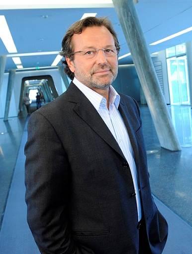TUI Cruises President and CEO Richard Vogel. (Credit: TUI Cruises)