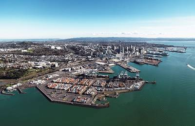 Photo: Port of Auckland