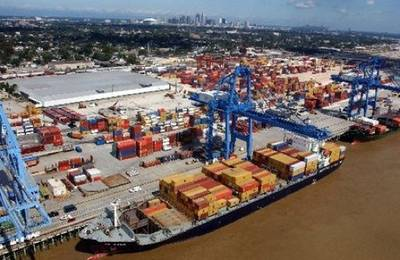 Photo courtesy of Port of New Orleans