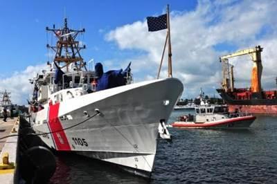 Coast Guard Cutter Margaret Norvell. Photo: USCG