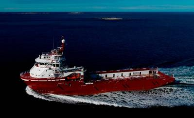 Dina Star: Photo credit Myklebusthaug Offshore