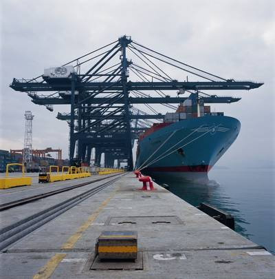 Photo courtesy of Maersk Line