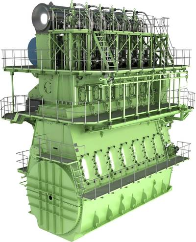 The MAN B&W G60ME-C engine will satisfy IMO environmental standards as well as the shipowners' demand for fuel efficiency.