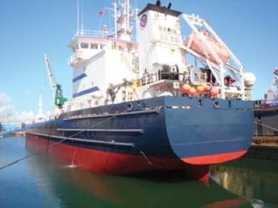 Chandris Ship: Photo credit PPG