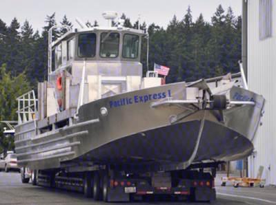 Pacific Express 1: Photo credit NAMJet
