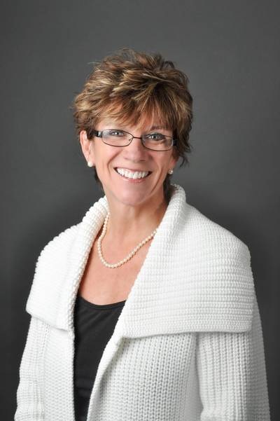 Marjorie (Marj) Shymske: Photo credit Quest Specialty Chemicals