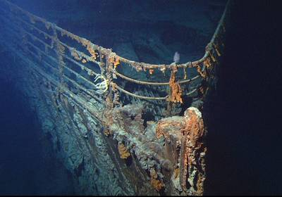 Famous Shipwreck: Photo credit Wiki CCL