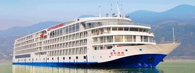 Century Paragon: Photo courtesy of Century Cruises