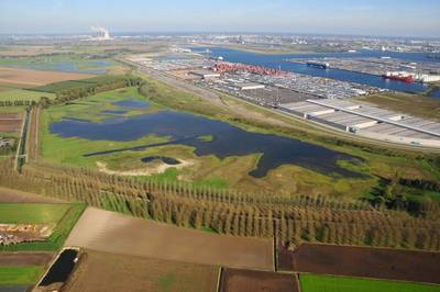 Drydyck Area: Photo credit Port of Antwerp