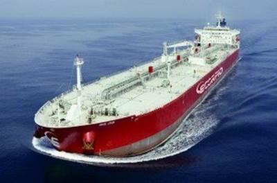 Scorpio Tankship: Photo courtesy of Scorpio Tankers
