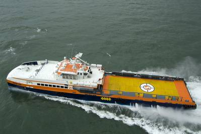 SEACOR Lynx: Photo courtesy of Incat Crowther