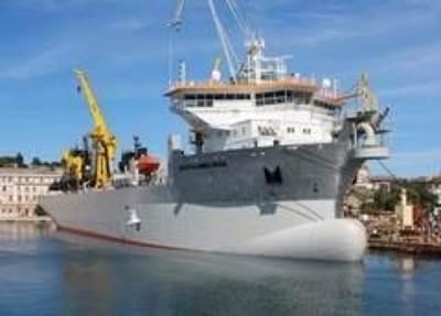 'Bartolomeu Dias': Photo credit Uljanik Shipyard