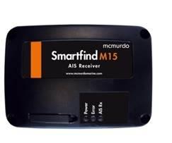 Smartfind M15 Automatic Identification System (AIS) Receiver