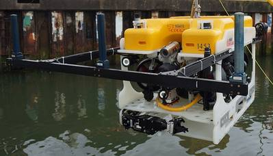 Cougar XT Compact fitted with Innovatum'sSmartrak system will bring more power to survey work inshore in strong currents and tidal flows
