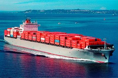 Similar K-Line Container Ship: Photo courtesy of K-Line