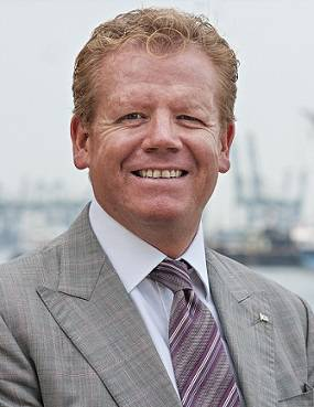 Paul Rogers, Commercial Director, North East Asia, WSS