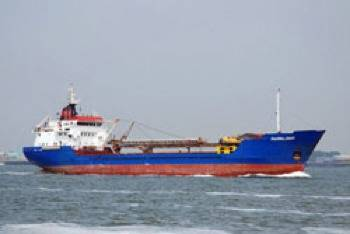 MV Swanland: Photo courtesy of ITF